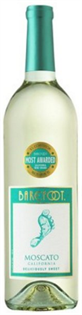Barefoot Moscato 750ml - Case of 12